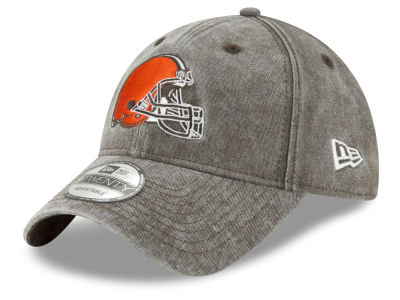 Cleveland Browns New Era NFL Italian Washed 9TWENTY Cap