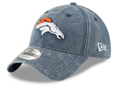 Denver Broncos New Era NFL Italian Washed 9TWENTY Cap