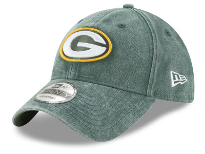 Green Bay Packers New Era NFL Italian Washed 9TWENTY Cap