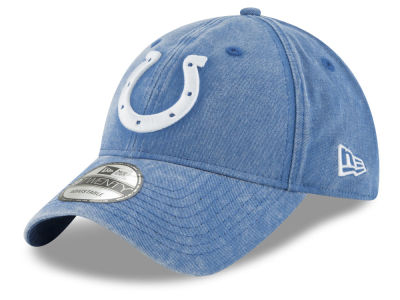 Indianapolis Colts New Era NFL Italian Washed 9TWENTY Cap