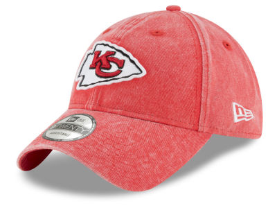 Kansas City Chiefs NFL Italian Washed 9TWENTY Cap