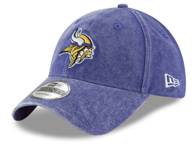 Minnesota Vikings New Era NFL Italian Washed 9TWENTY Cap