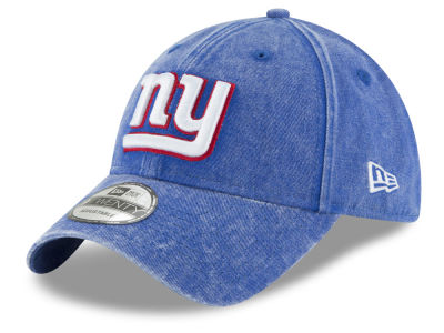 New York Giants New Era NFL Italian Washed 9TWENTY Cap