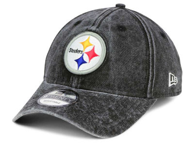 Pittsburgh Steelers NFL Italian Washed 9TWENTY Cap