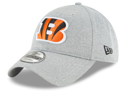 Cincinnati Bengals New Era NFL Heather Leisure 9TWENTY Cap