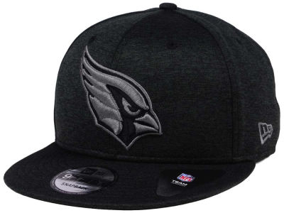 Arizona Cardinals New Era NFL Shadow Black Graph 9FIFTY Snapback Cap