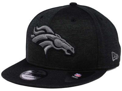 Denver Broncos NFL Shadow Black Graph 9FIFTY Snapback Cap