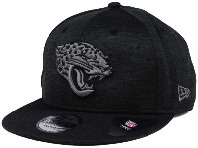 Jacksonville Jaguars New Era NFL Shadow Black Graph 9FIFTY Snapback Cap