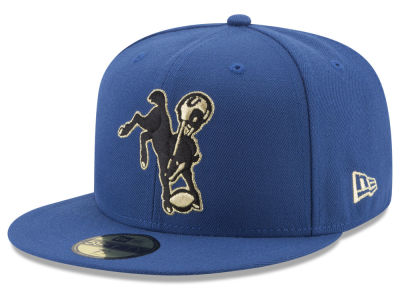 Indianapolis Colts New Era NFL Pop Off 59FIFTY Cap