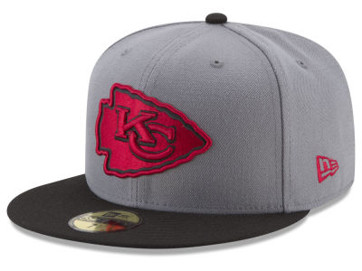 Kansas City Chiefs NFL Pop Off 59FIFTY Cap