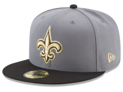 New Orleans Saints New Era NFL Pop Off 59FIFTY Cap