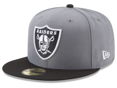 Oakland Raiders New Era NFL Pop Off 59FIFTY Cap