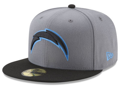 Los Angeles Chargers New Era NFL Pop Off 59FIFTY Cap