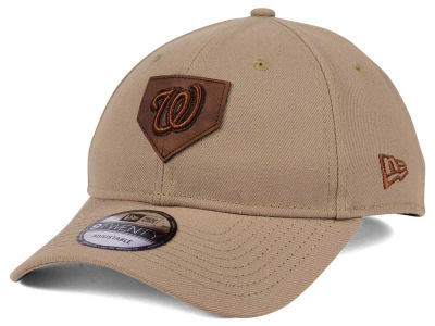 Washington Nationals New Era The Plate 9TWENTY Cap