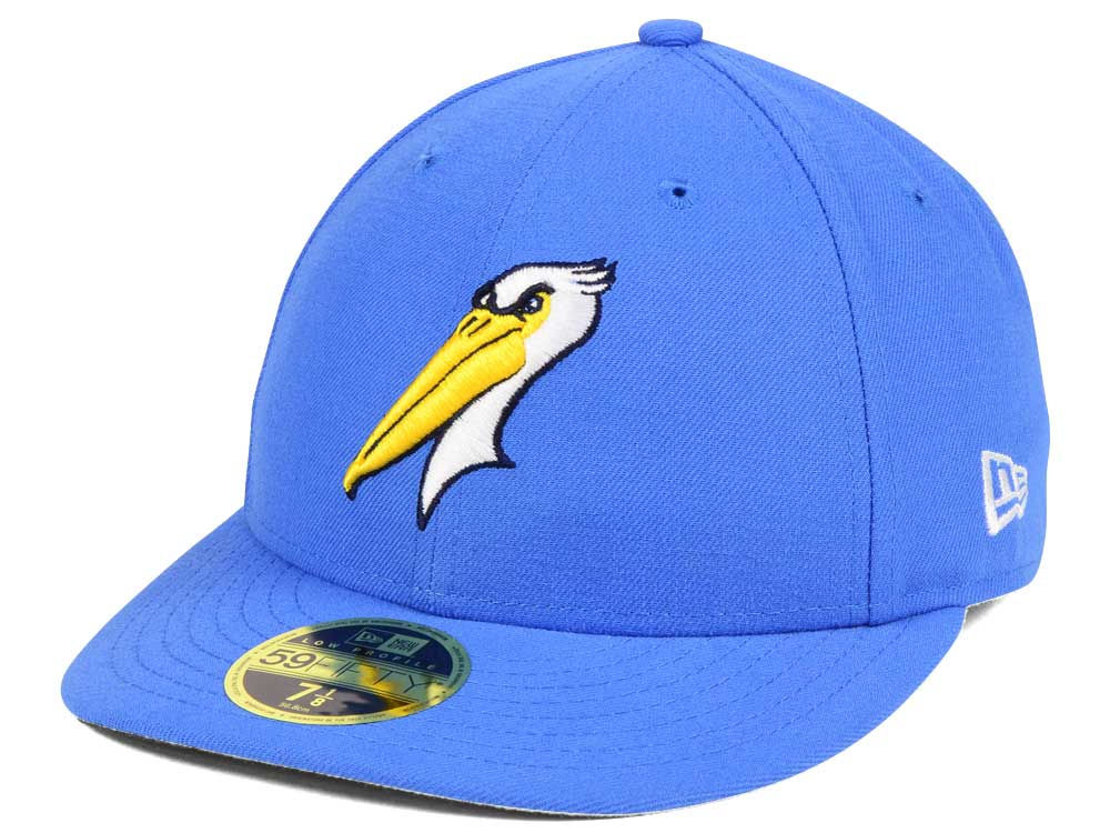 Myrtle Beach Pelicans New Era MiLB AC Low Profile 59FIFTY Cap  7c6193ed6a3
