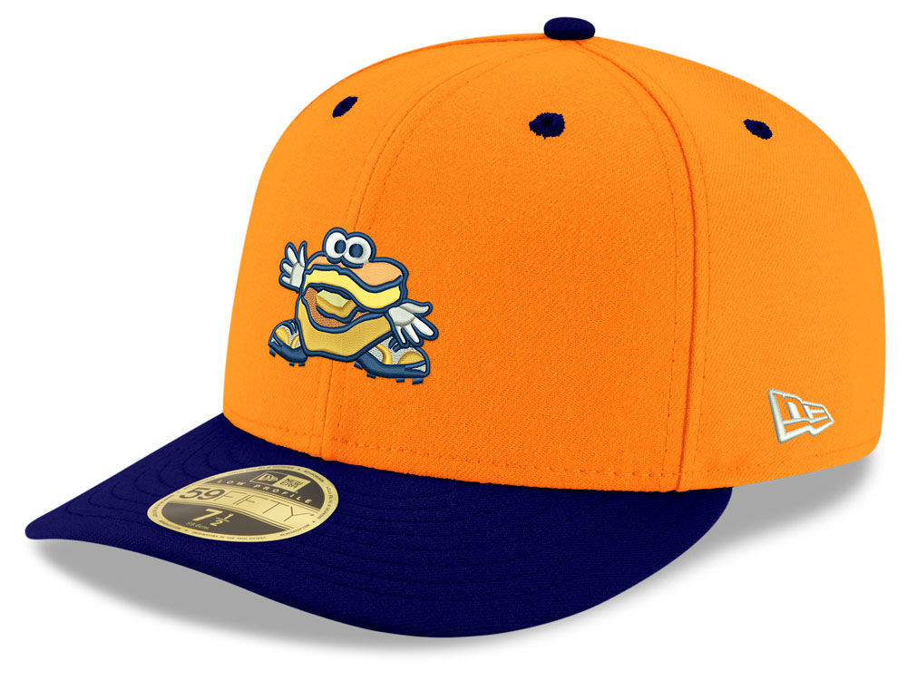 Montgomery Biscuits New Era MiLB AC Low Profile 59FIFTY Cap  1f8b2d9b1bd