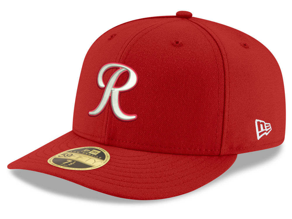 Tacoma Rainiers New Era MiLB AC Low Profile 59FIFTY Cap  1d6fdaf0659