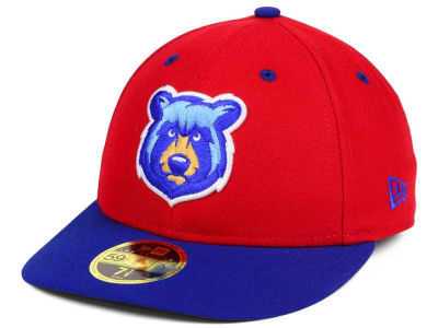 Tennessee Smokies New Era MiLB AC Low Profile 59FIFTY Cap