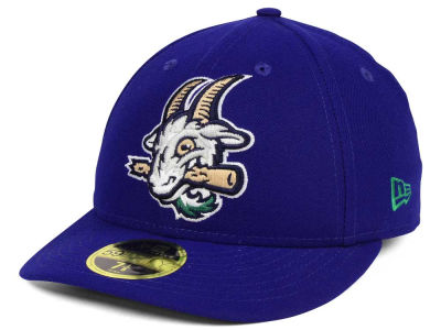 Hartford Yard Goats New Era MiLB AC Low Profile 59FIFTY Cap