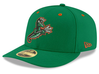 Norfolk Tides New Era MiLB AC Low Profile 59FIFTY Cap