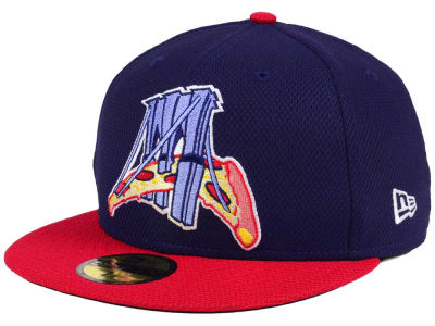 Brooklyn Cyclones New Era MiLB AC 59FIFTY Cap