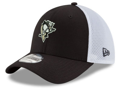 Pittsburgh Penguins New Era NHL PitPen 39THIRTY Cap