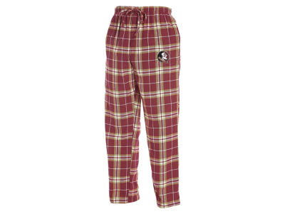 Florida State Seminoles Concept Sports NCAA Men's Huddle Flannel Pant