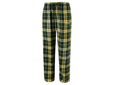 Oregon Ducks Concept Sports NCAA Men's Huddle Flannel Pant