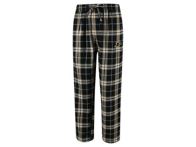 Purdue Boilermakers Concept Sports NCAA Men's Huddle Flannel Pant