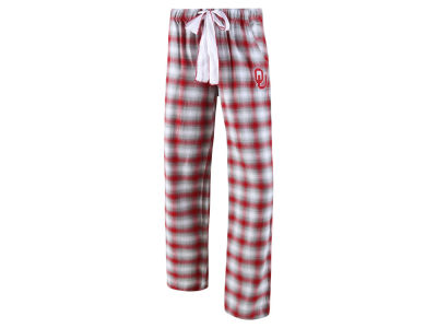 Oklahoma Sooners Concept Sports NCAA Women's Forge Flannel Pant