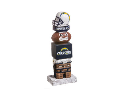 Los Angeles Chargers Tiki Totem