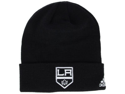 Los Angeles Kings adidas NHL Basic Cuff Knit