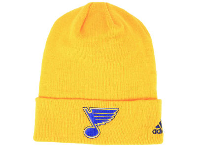 St. Louis Blues adidas NHL Basic Cuff Knit
