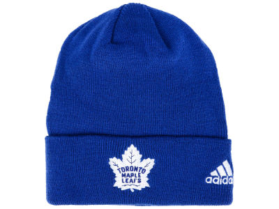 Toronto Maple Leafs adidas NHL Basic Cuff Knit