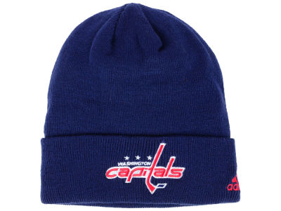 Washington Capitals adidas NHL Basic Cuff Knit