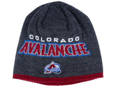 Colorado Avalanche NHL Heather Beanie