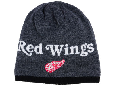 Detroit Red Wings adidas NHL Heather Beanie