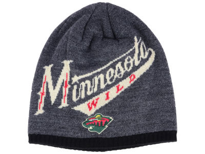 Minnesota Wild NHL Heather Beanie