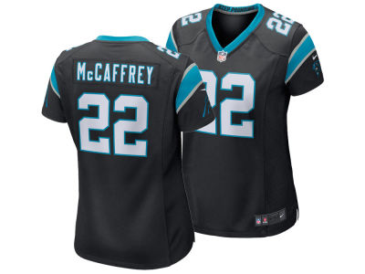 Carolina Panthers Christian McCaffrey Nike NFL Women's Game Jersey