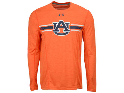 Auburn Tigers Under Armour NCAA Men's Sideline Training Long Sleeve T-Shirt