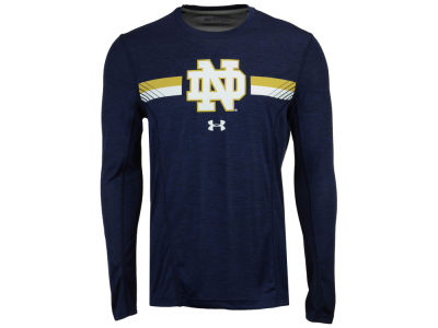 Notre Dame Fighting Irish Under Armour NCAA Men's Sideline Training Long Sleeve T-Shirt