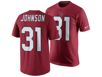 Arizona Cardinals David Johnson Nike NFL Men's Pride Name and Number T-Shirt