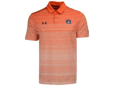 Auburn Tigers Under Armour NCAA Men's Sideline Trajectory Polo