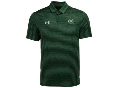 Colorado State Rams Under Armour NCAA Men's Sideline Trajectory Polo
