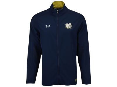 Notre Dame Fighting Irish Under Armour NCAA Men's Sideline Charger Warm-Up Jacket