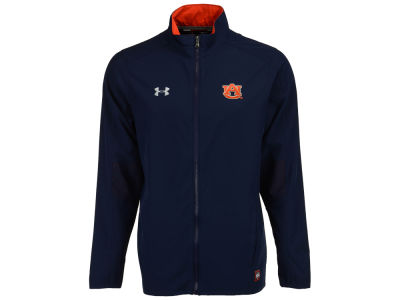 Auburn Tigers Under Armour NCAA Men's Sideline Charger Warm-Up Jacket
