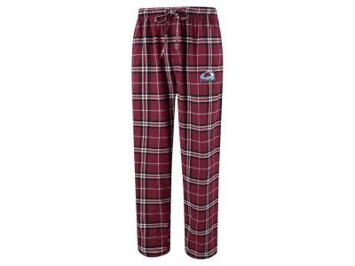Colorado Avalanche Concept Sports NHL Men's Huddle Sleep Pant