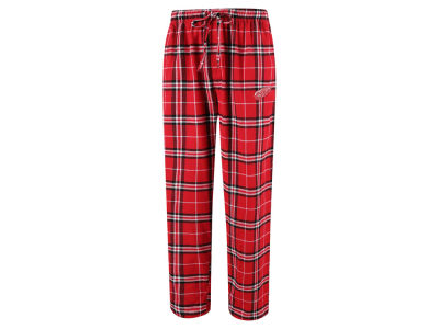 Detroit Red Wings Concept Sports NHL Men's Huddle Sleep Pant