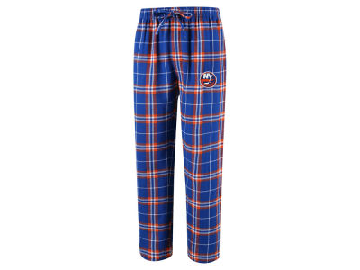 New York Islanders Concept Sports NHL Men's Huddle Sleep Pant