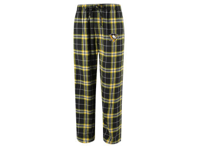 Pittsburgh Penguins Concept Sports NHL Men's Huddle Sleep Pant